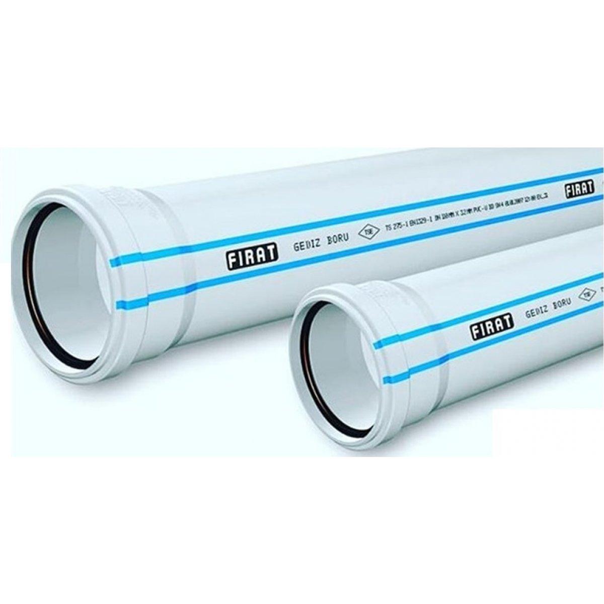150/3000 PVC Fırat 3.2 Boru