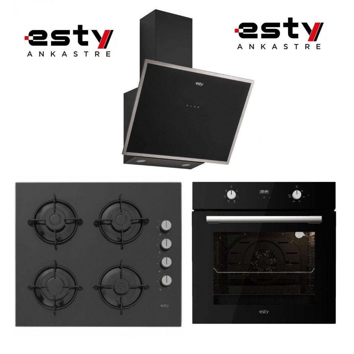 Esty Ankastre Set 9 ( 3473 / ACO5360B01 / AEF6605B01 )