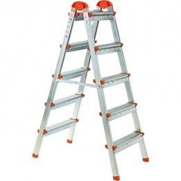 Merdiven Çift Çıkış Metal 5+5